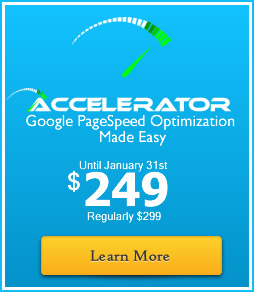 Save on Accelerator until January 31st
