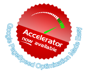 Accelerator -- Google Page Sped Made Easy