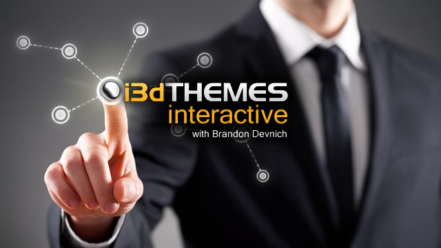 i3dTHEMES Interactive Weekly Episode