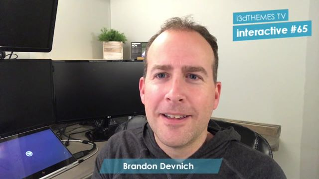i3dTHEMES Interactive #65 - A big week here