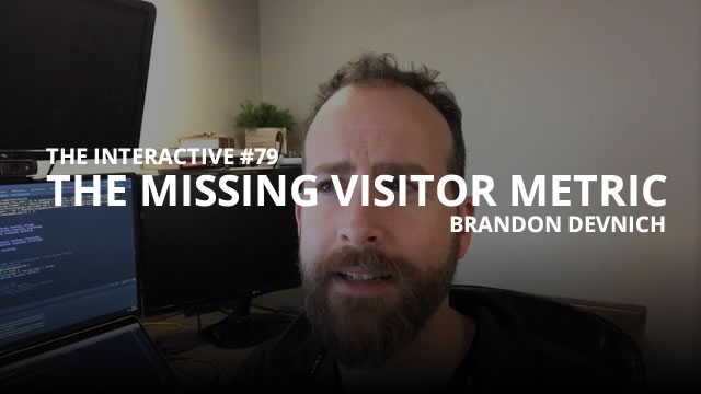 The Missing Visitor Metric