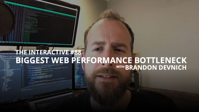 The Biggest Web Performance Bottleneck